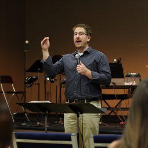 Stephen_Venable_teaching