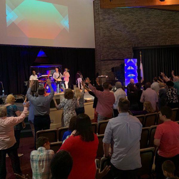 Unity in the Community – Multi-church Service